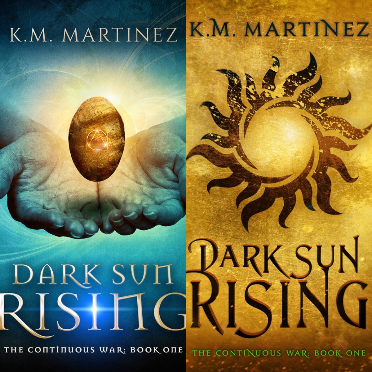 Dark Sun Rising Cover Poll